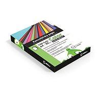 Alza Color A4 zelený reflexní - Kancelářský papír