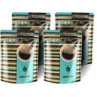 AlzaCafé, zrnková, 4x250g - Zrnková káva