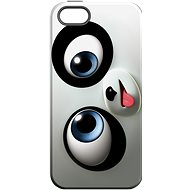 "MojePouzdro ""Vykulený"" + ochranné sklo pro iPhone 6/6S - Ochranný kryt by Alza"