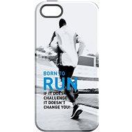 """MojePouzdro """"Zrozen k běhu"""" + ochranné sklo pro iPhone 6/6S - Ochranný kryt by Alza"""