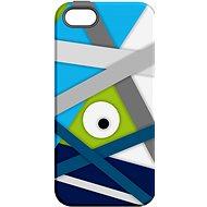 """MojePouzdro """"Alza tě vidí"""" + ochranné sklo pro iPhone 6/6S - Ochranný kryt by Alza"""