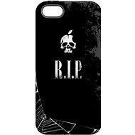 """MojePouzdro """"R.I.P."""" + ochranné sklo pro iPhone 6/6S - Ochranný kryt by Alza"""