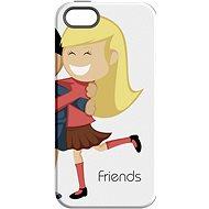 """MojePouzdro """"Nejlepší přítel 2"""" + ochranné sklo pro iPhone 7 - Ochranný kryt by Alza"""