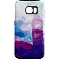 """MojePouzdro """"Big Ben"""" + ochranné sklo pro Samsung Galaxy S6 - Ochranný kryt by Alza"""