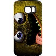 """MojePouzdro """"Šílenec"""" + ochranné sklo pro Samsung Galaxy S7 - Ochranný kryt by Alza"""
