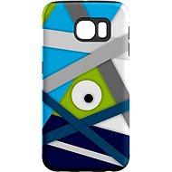 "MojePouzdro ""Alza tě vidí"" + ochranné sklo pro Samsung Galaxy S7 - Ochranný kryt by Alza"