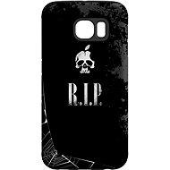 """MojePouzdro """"R.I.P."""" + ochranné sklo pro Samsung Galaxy S7 - Ochranný kryt by Alza"""