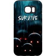 """MojePouzdro """"Zombie"""" + ochranné sklo pro Samsung Galaxy S7 - Ochranný kryt by Alza"""