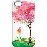 """MojePouzdro """"Strom štěstí"""" + ochranné sklo pro iPhone 5s/SE - Ochranný kryt"""