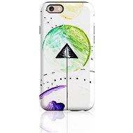 "MojePouzdro ""Směr"" + ochranné sklo pro iPhone 6/6S - Ochranný kryt by Alza"