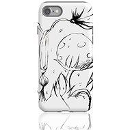"""MojePouzdro """"Jak život roste"""" + ochranné sklo pro iPhone 7 - Ochranný kryt by Alza"""
