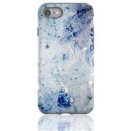 "MojePouzdro ""Povrch neznámé planety"" + ochranné sklo pro iPhone 7 - Ochranný kryt by Alza"