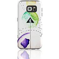 """MojePouzdro """"Směr"""" + ochranné sklo pro Samsung Galaxy S6 - Ochranný kryt by Alza"""