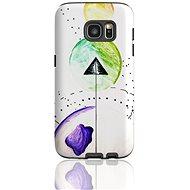 """MojePouzdro """"Směr"""" + ochranné sklo pro Samsung Galaxy S7 - Ochranný kryt by Alza"""