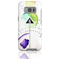 """MojePouzdro """"Směr"""" + ochranné sklo pro Samsung Galaxy S8 - Ochranný kryt by Alza"""