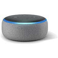 Amazon Echo Dot 3.generace Heather Gray - Hlasový asistent