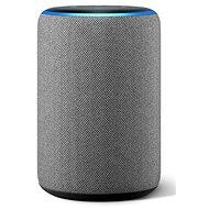 Amazon Echo 3.generace Heather Grey - Hlasový asistent