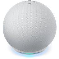 Amazon Echo 4.generace Glacier White - Hlasový asistent