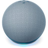 Amazon Echo 4.generace Twilight Blue - Hlasový asistent