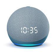 Amazon Echo Dot 4.generace Twilight Blue s hodinami - Hlasový asistent