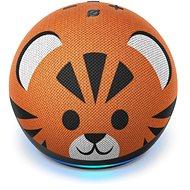 Amazon Echo Dot 4.generace Kids Edition Tiger - Hlasový asistent