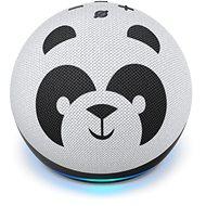 Amazon Echo Dot 4.generace Kids Edition Panda - Hlasový asistent