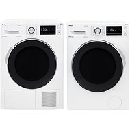 AMICA PPF 7223 W + AMICA SUPF 822 W - Washer and dryer set