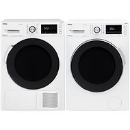 AMICA PPF 7223 W + AMICA SUPF 923 W - Washer and dryer set