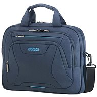 "American Tourister AT WORK LAPTOP BAG 13.3""-14.1"" Midnight Navy - Brašna na notebook"