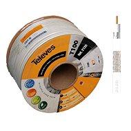 Televés koaxiální kabel 2126-100m - Anténní kabel