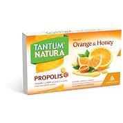 Tantum Natura Lemon&Honey 15 gumových pastilek - Doplněk stravy