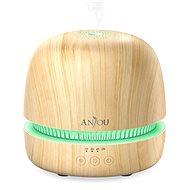 Anjou AJ-PCN082 světle hnědá dřevo LED + 8 druhů vůní, 5ml