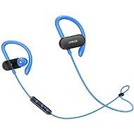 Anker SoundBuds Curve Earphones Black/Blue - Headphones with Mic