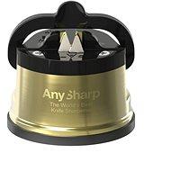 AnySharp Pro Chefs ASKSPROBRASS - Brousek na nože