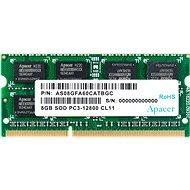 Apacer SO-DIMM 8GB DDR3 1600MHz CL11 - Operační paměť