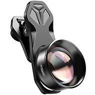 Apexel  HD 60mm 2X Telephoto čočka s klipem - Objektiv pro mobilní telefon