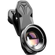 Apexel HD 30mm-80mm Macro čočka s klipem - Objektiv pro mobilní telefon