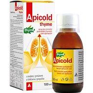 Apicold thyme sirup 100 ml - Bylinný sirup