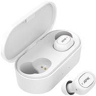AlzaPower Airtunes bílá - Bezdrátová sluchátka