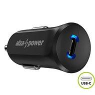 AlzaPower Car Charger P310 Power Delivery černá - Nabíječka do auta