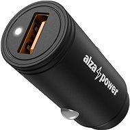 AlzaPower Car Charger X510 Fast Charge černá - Nabíječka do auta
