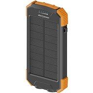 AlzaPower SolarScout 10000mAh oranžová