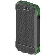 AlzaPower SolarScout 10000mAh zelená