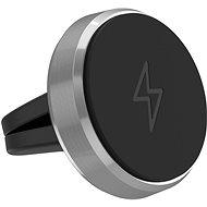 AlzaPower Holder FMC300 stříbrný - Držák na mobilní telefon