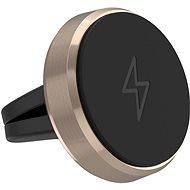 AlzaPower Holder FMC300 zlatý - Držák na mobilní telefon