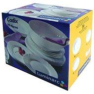 Luminarc Jídelní souprava CADIX 19ks - Jídelní sada