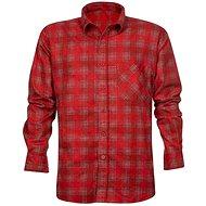 Ardon Flanelová košile URBAN, červená  - Pracovní oděv