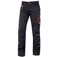 Ardon Kalhoty pas FLORET černo-řůžové  - Pracovní oděv
