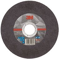 3M Silver Cut-Off Wheel, T41, 125 mm x 1 mm x 22.23 mm - Řezný kotouč