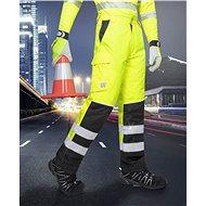 ARDON Zimní reflexní kalhoty HOWARD žluté - Pracovní oděv